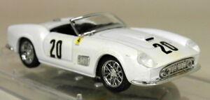 Vitesse-1-43-Scale-141-Ferrari-250-Spyder-California-Le-Mans-Diecast-Model-Car