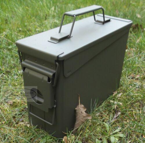Munitions caisse muni-boîte cal.30 mm m19a1 flambant neuf reproduction des munitions us Caisse
