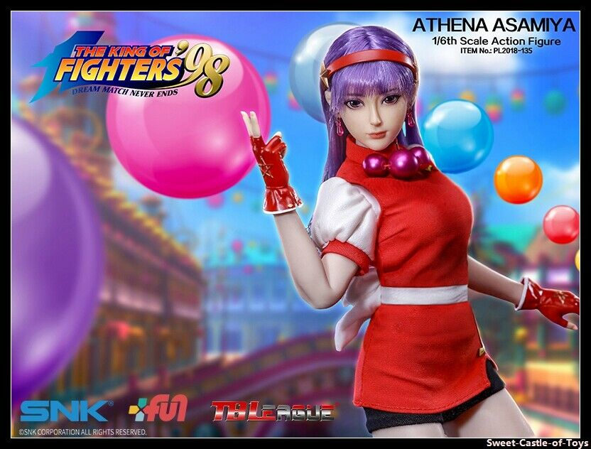 TBLeague Phicen 1 6 Female SNK The King of Fighters 98 Athena Asamiya PL2018-135