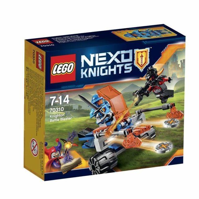 NEW LEGO NEXO KNIGHTS KNIGHTON BATTLE BLASTER 70310