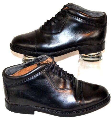 Us Made Lace laarzen Shoes 8 Brutini Giorgio In Dress Romania Black leren 41 FTK3J5lcu1