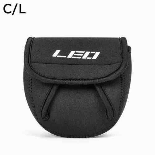 SPINNING WHEEL BAITCASTING FISHING REEL BAG PROTECTIVE CASE COVER POUCH HOLDER