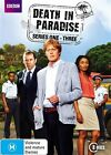 Death In Paradise : Series 1-3 (DVD, 2014, 8-Disc Set)