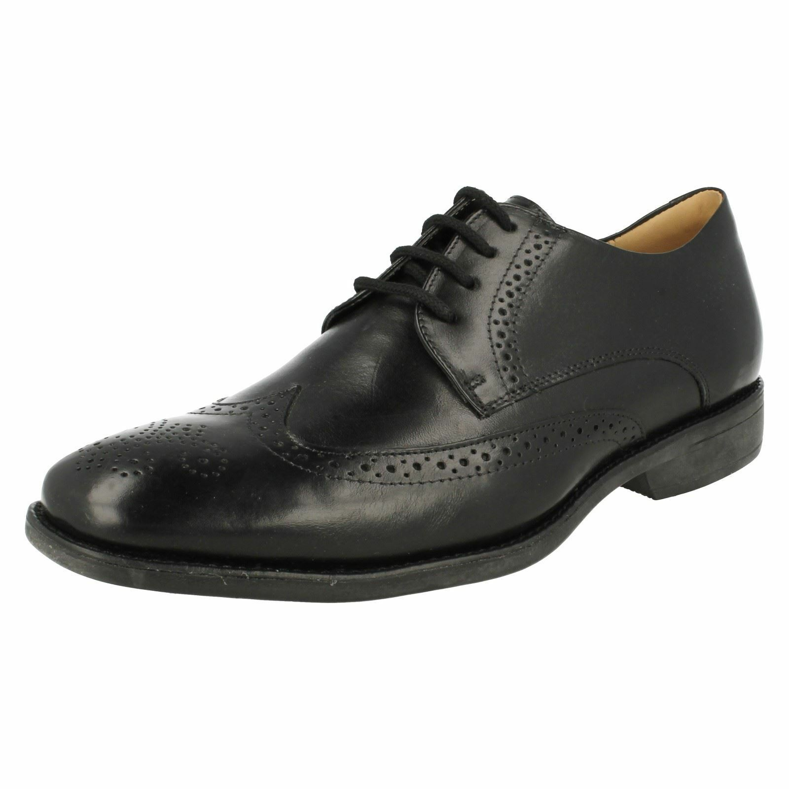 Uomo Anatomic Mococa Smart Brogue Schuhes