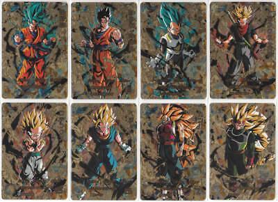 Super Dragon Ball Heroes CP 8 Card Complete Set UM5-CP SDBH DBH Japanese UM