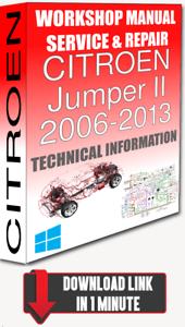 citroen jumper 2013 manual