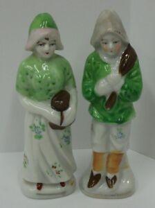 Vintage Occupied Japan Dutch Couple Figurines 5 Ebay