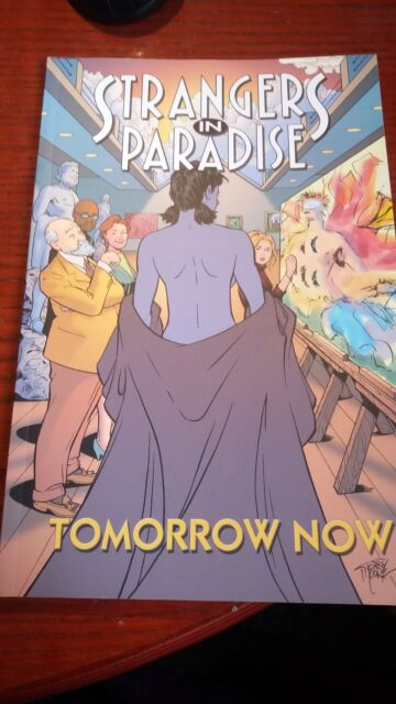 The Collected Strangers In Paradise Graphic Novel Volume 15 by Terry Moore