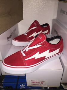 REVENGE x STORM Low-cut SNEAKER IAN CONNOR Red US 11 DS LIMITED RED ... 7ab98d192b