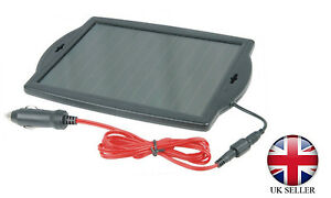 Visua-1-8-Watt-12-Volt-Solar-Panel-Trickle-Car-Battery-Charger-Free-Delivery