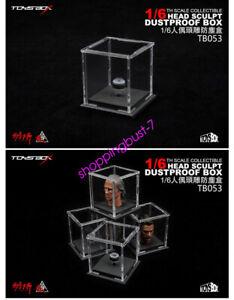 TOYS-BOX-1-6-Scale-Transparent-Dustproof-box-Fit-12-034-Action-Figure-Head-Sculpt