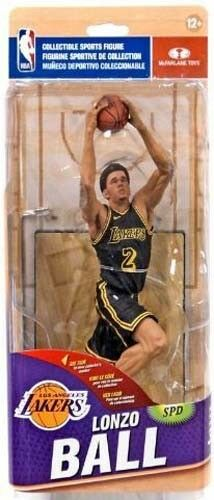 Lonzo Btutti oro CHASE  23 of 333 Los Angeles Lakers NBA azione cifra Series 32