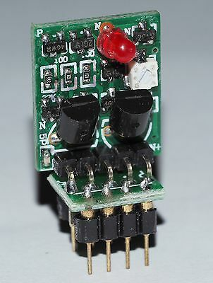JFET input discrete single opamp assembled !