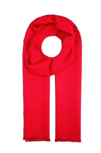 Womens Large Soft Plain Oversize Thick Winter Autumn Warm Shawl Wrap Scarf