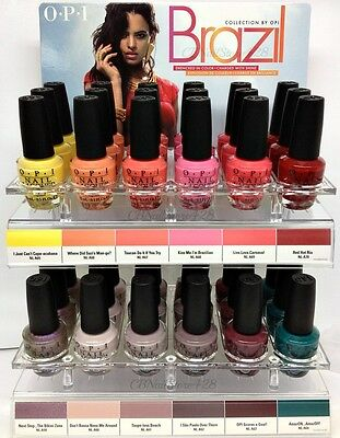 Nail Lacquer- BRAZIL opi Collection Spring/Summer 2014 - Pick Any Shade