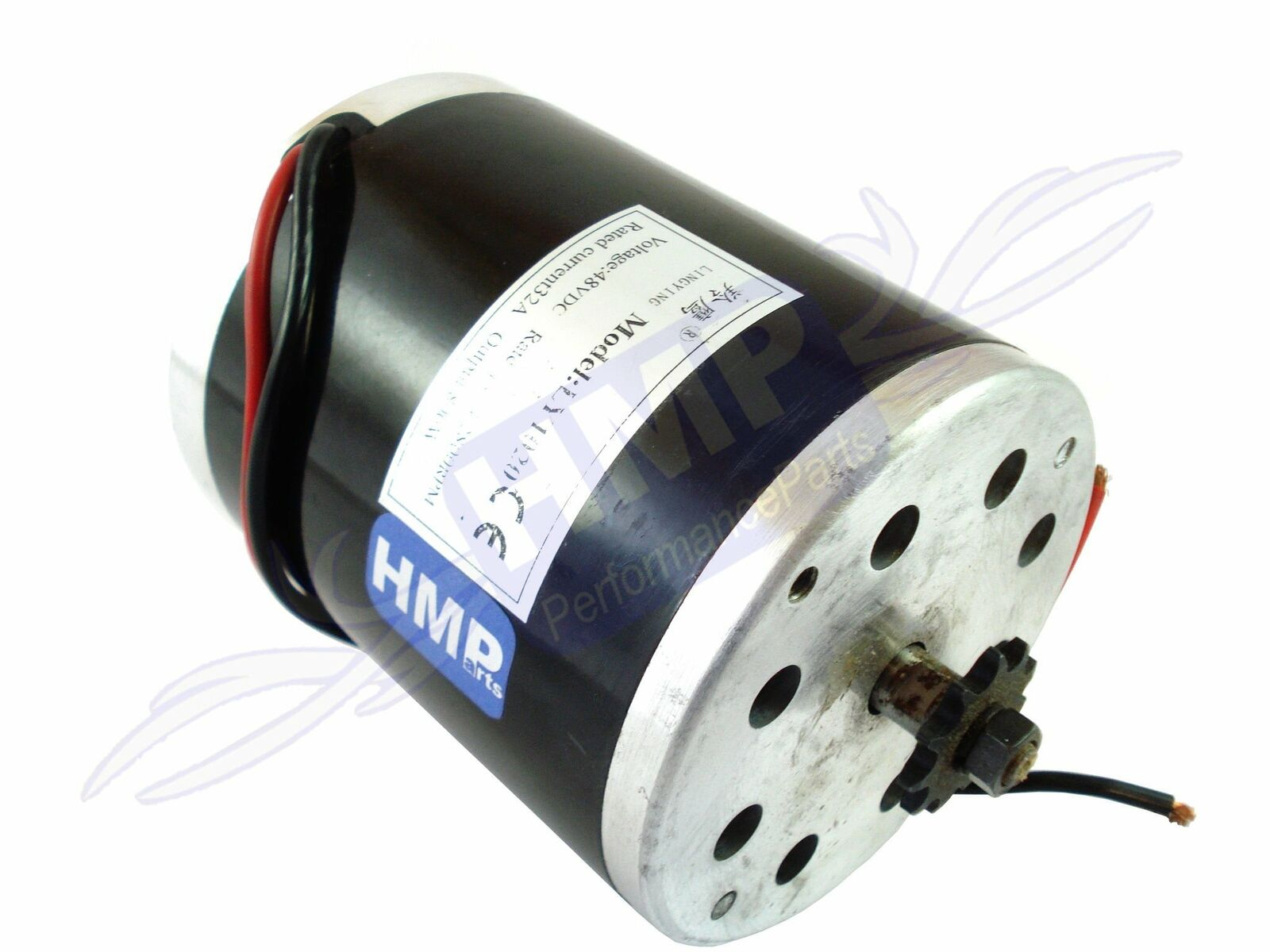 Hmparts E-Scooter Rc Electric Motor 48v 800w My1020 Type 1