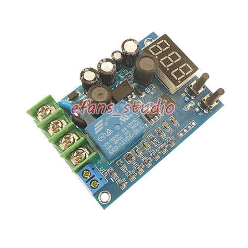 12V 24V 36V 10A Automatic Battery Charger Charging Controller Protection Board