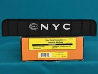 30-12003 Mth Realtrax Railking 10 Die-cast Girder Bridge 314 Nyc
