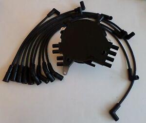 chevy caprice impala 94 96 lt1 5 7l optispark distributor black rh ebay com Spark Plug Firing Order Diagrams for International Ford Ranger Spark Plug Wire Diagram
