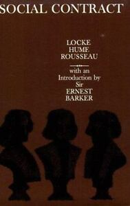 social contract essays by locke hume and rousseau by jean   4 29