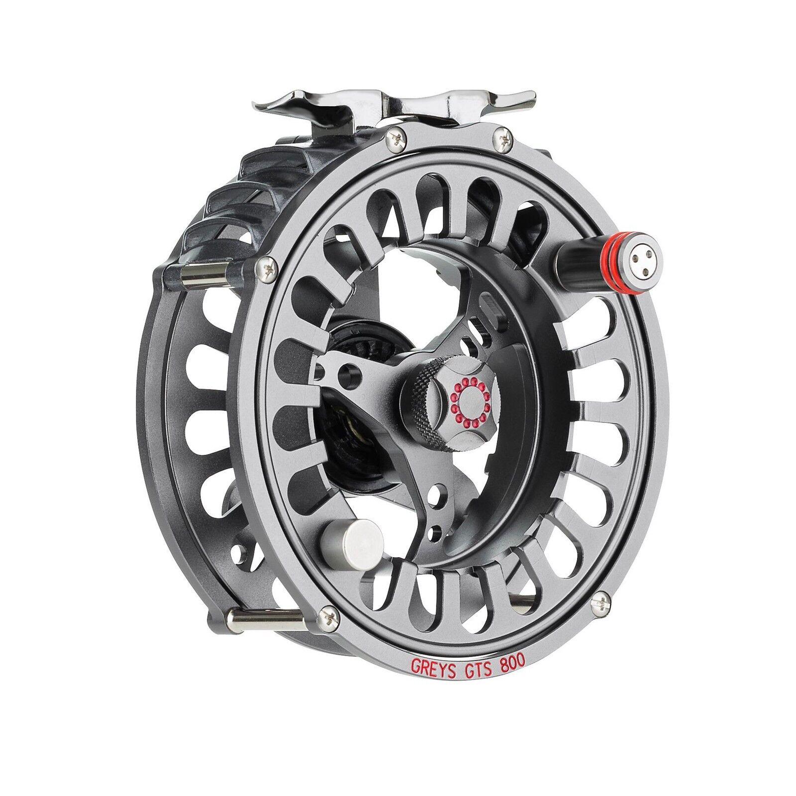 griss GTS800  7 8 1404537 Carrete de pesca con mosca