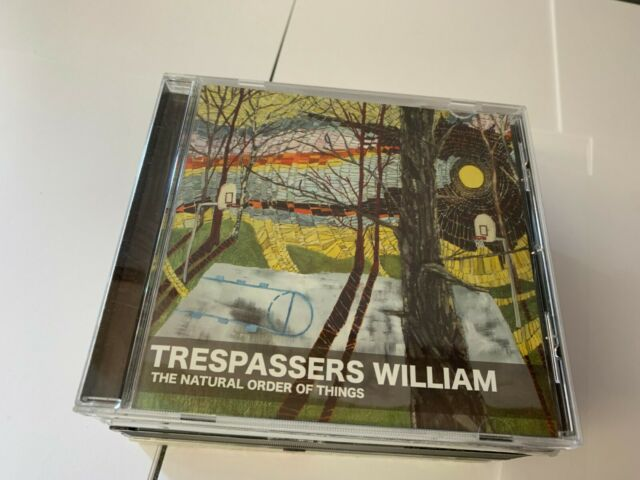 Trespassers William - Natural Order Of Things The (2009) CD MINT/EX [B10]