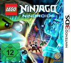 LEGO Ninjago: Nindroids -- Pyramide Software (Nintendo 3DS, 2015, Keep Case)
