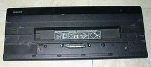 Toshiba-PA5116U-1PRP-Hi-Speed-Port-Replicator-III-120W-USB-3-0-Docking-Station