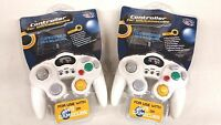 Lot Of 2 Nintendo Wii-102 Gamecube Wii Controller Retail Packaging