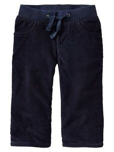 Gap Baby Boy Size 6 12 Months Nwt Navy Blue Pull On Jersey