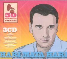 HARI MATA HARI BOX 3 CD Hit 50 originalnih pjesama Lejla Eurosong Eurovision ESC