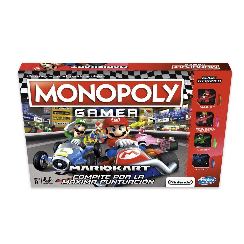 moda classica Monopoly-giocatore Mario Kart, MultiColoreeeeee (HASBRO (HASBRO (HASBRO e1870105)  sconto