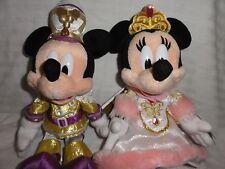 Tokyo DisneySea Christmas 05 Mickey Minnie Nutcracker Plush Toy Disneyland Guide