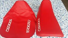 HONDA XR70R 2000 MODEL Replacement Seat Cover (RED) (H-120)