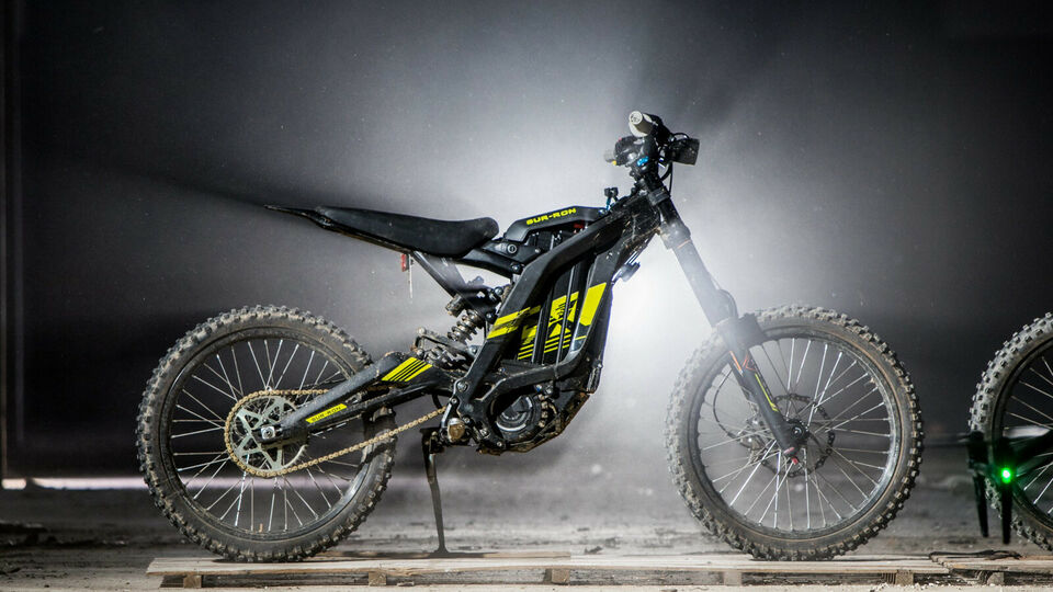 Sur-ron Off-road High Performance electric bike...