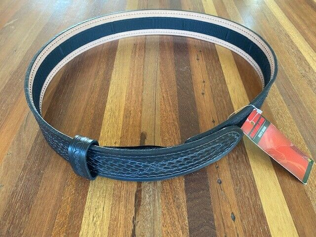 "4  Safariland Basketweave 3//4"" Belt Keepers Details about  /Qty"