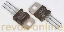 Positiv voltage regulators, 20V 1,5 A, LM7820, uA7820 o.ä. Festspannungsregler
