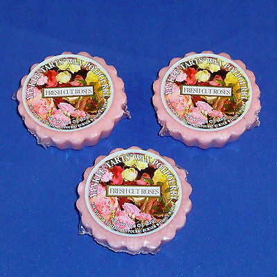 Yankee Candle Co. - Set of 3 Wax Tarts - NEW