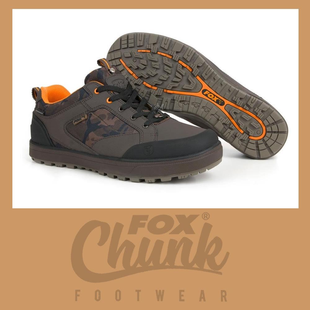 Fox Chunk camo Trainers zapato