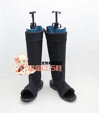 NARUTO Orochimaru Mitsuki Cosplay Shoes Boots X002