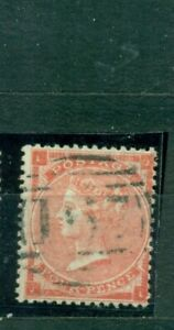 Grossbritannien-Koenigin-Victoria-Nr-19-gestempelt