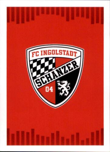 Sticker 288 TOPPS Bundesliga 2017//2018 FC Ingolstadt 04 Logo