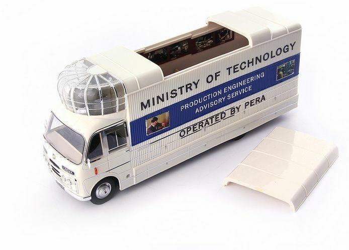 sconto online Autocult-BEDFORD SB3 mobile cinema Regno Unito Ministero della tecnologia in in in scala 1 43  vendite online