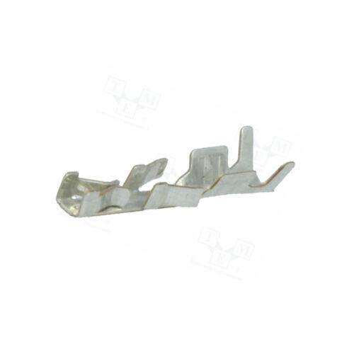 40x 3111-03 L Contact Femelle 0.3 ÷ 0.6 mm² minimodul multimodul étamé 2.5 A