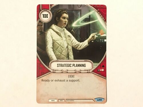Star Wars 2 x Common Strategic Planning #111 Destiny Awakenings