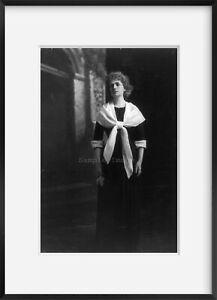 Photo: Helena Modjeska, 1840-1909, Shakespearean Tragic roles 1