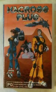 Macross-Plus-Part-3-VHS-1993-Anime-Sh-ji-Kawamori-Manga-Entertainment-Small