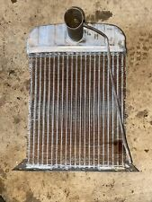351878r92 Radiator For International Case Cub Lo Boy Antique Tractor