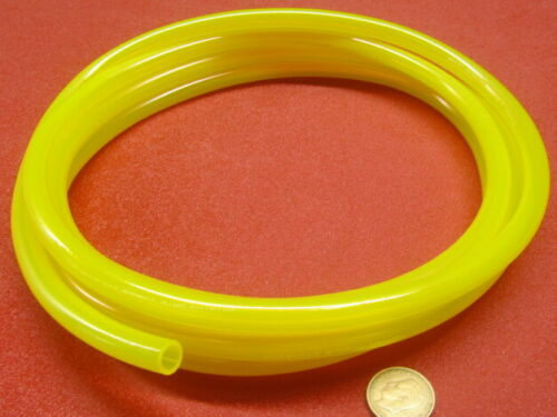 """Tygon Fuel Tubing F4040A  7//16/"""" ODx 5//16/"""" IDx 1//16/"""" Wall x 10 Ft Coil AAG000022"""