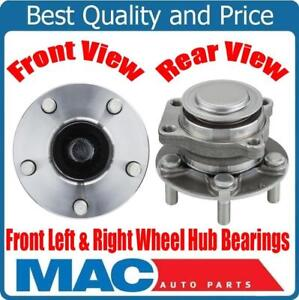Front-Left-amp-Right-Wheel-Hub-Bearings-fits-for-Scion-FR-S-amp-for-Subaru-BRZ-13-16